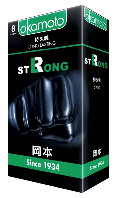 Long Lasting Strong